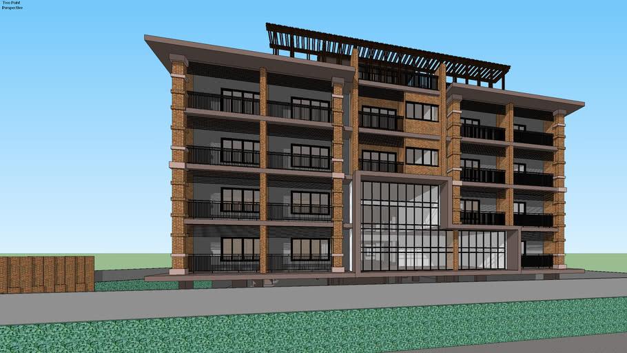Brick Apartment