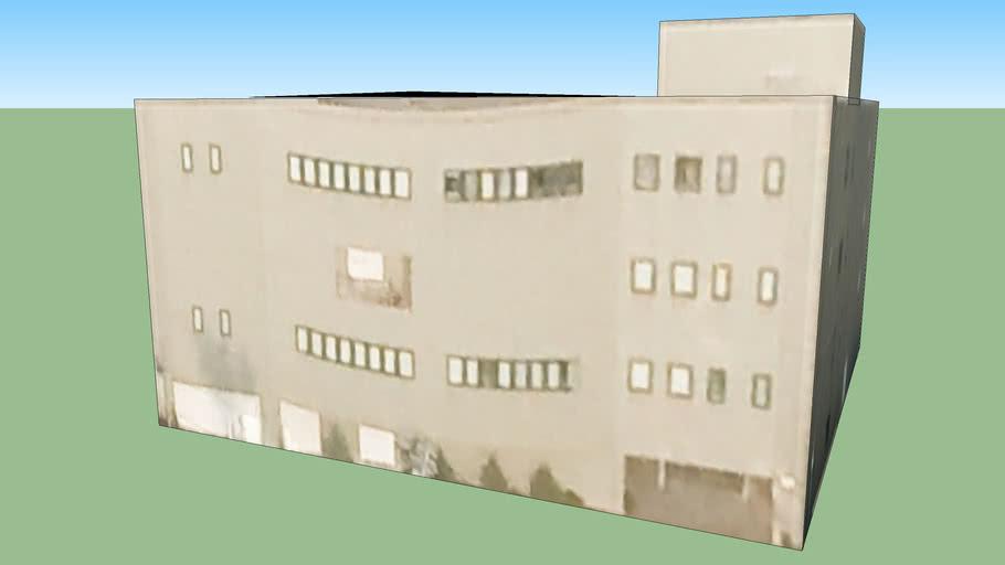 Сграда на адрес: Сапоро, Hokkaido Prefecture, Япония