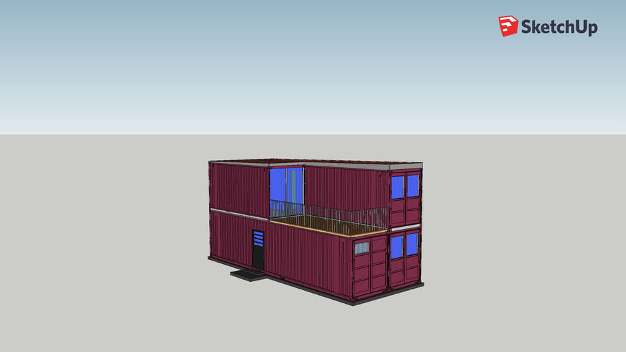 40 FT Container Rental