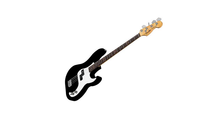 Fender-Bass