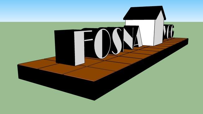 Fosna Bygg Logo