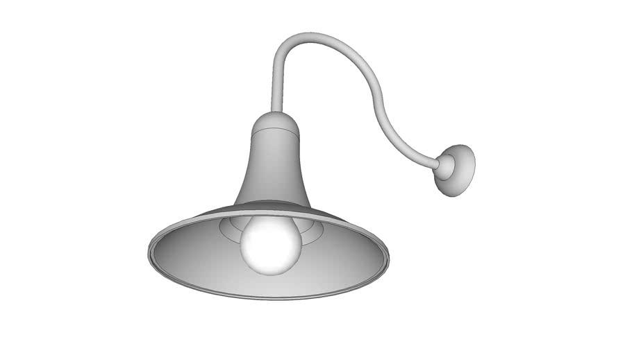 Delray - P3 - Pendant Light - Gooseneck