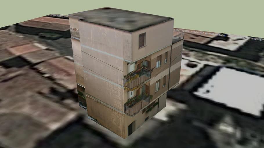 Edificio 30 via Cardinale Oreste Giorgi, Valmontone