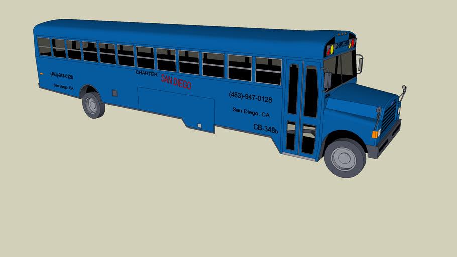 Bus-tamias 6- CHARTER SAN DIEGO