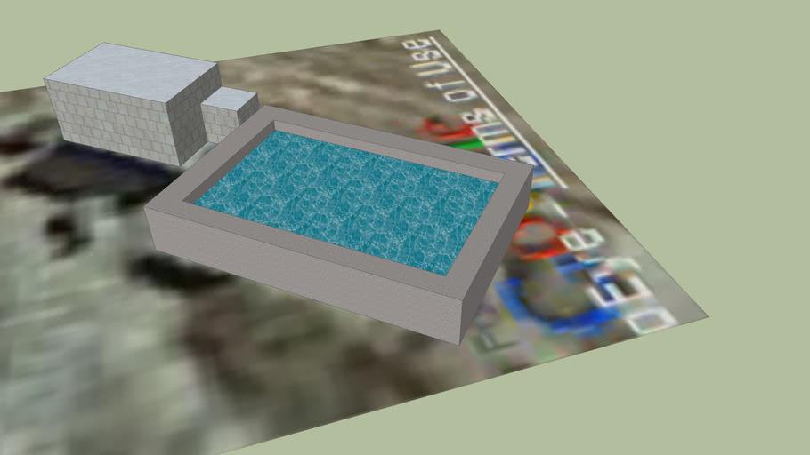 farm storage and pool