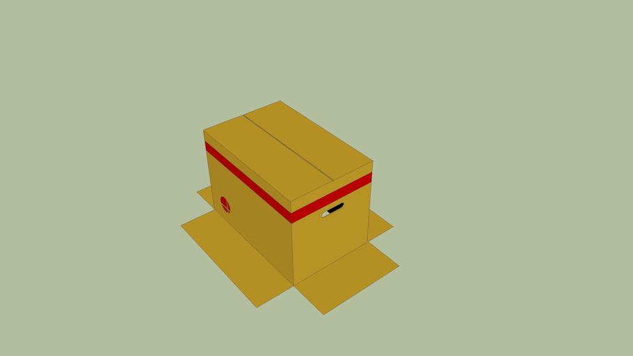 box- a