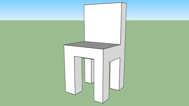 Dan's Chair
