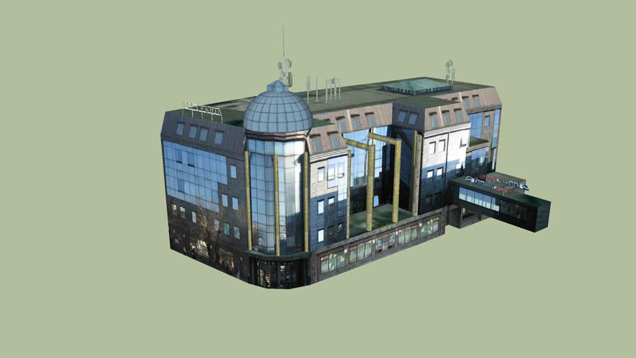 Post office new building