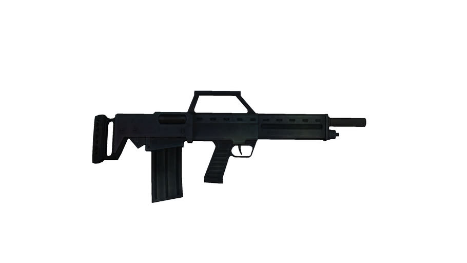 China Type 97-1 HAWK Shotgun