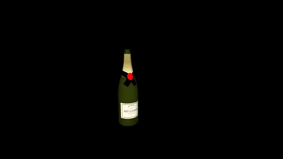 Moët et Chandon bottle