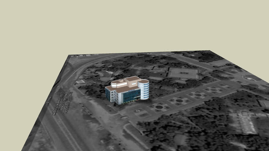 ANNA BUILDING Quang Trung Software City, Ho Chi Minh, Vietnam