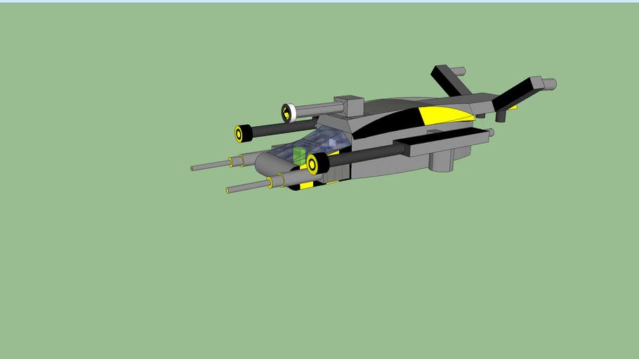 TYRELS AWESOME SHIP
