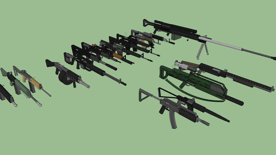 Gun dump - later models