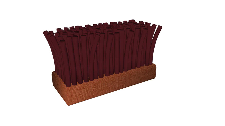 Unisource Brush Couch