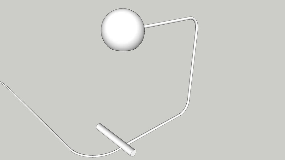 ULTRAlight table / desk lamp