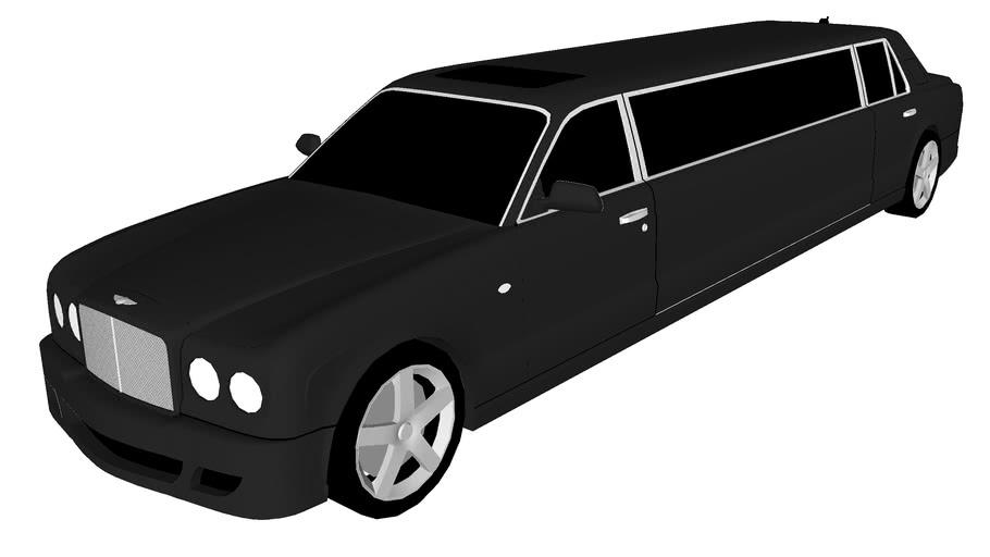 Bentley Arnage Limo
