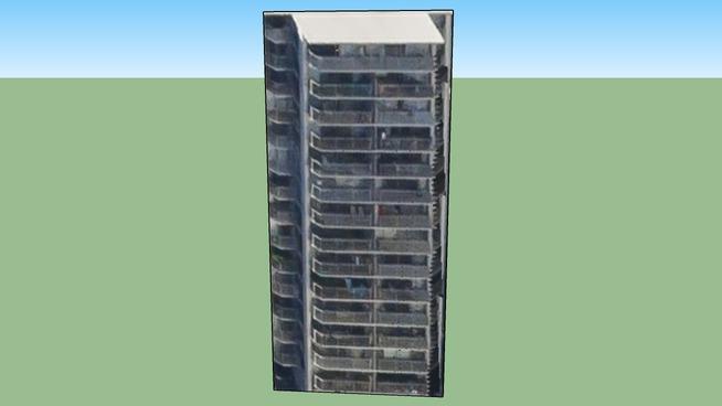 Building in Honolulu, HI, USA - Test0