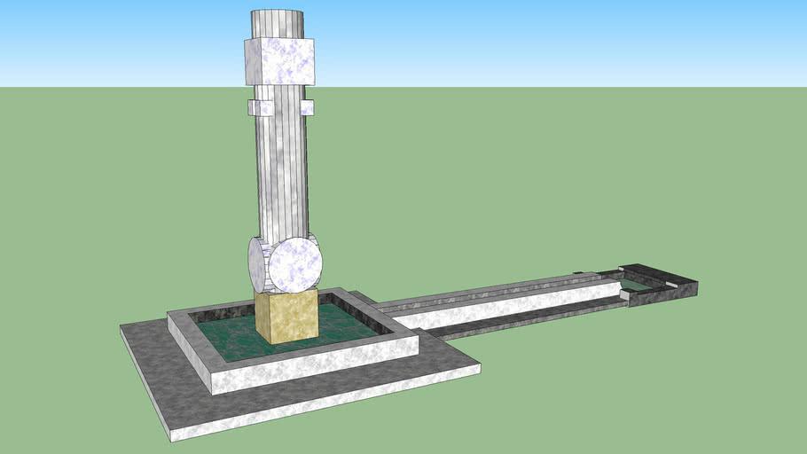 La Fontana di Piazza Menconi
