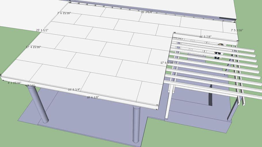 Deck/Pergola Project