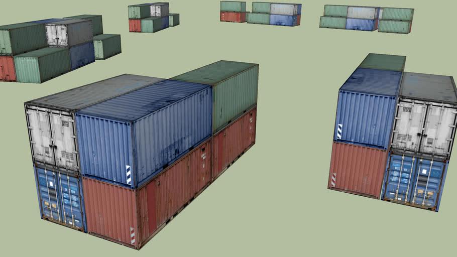 Containers Chevron