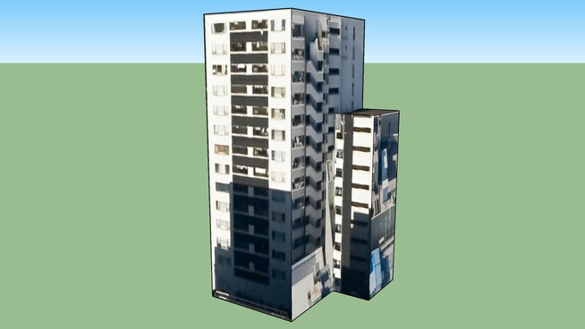 Building in 〒162-8803