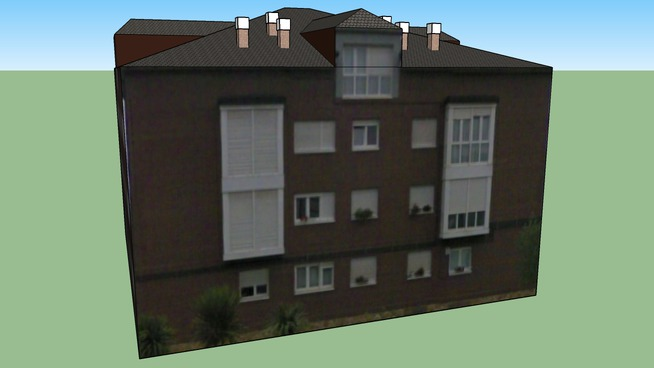 edificio de viviendas en villaviciosa