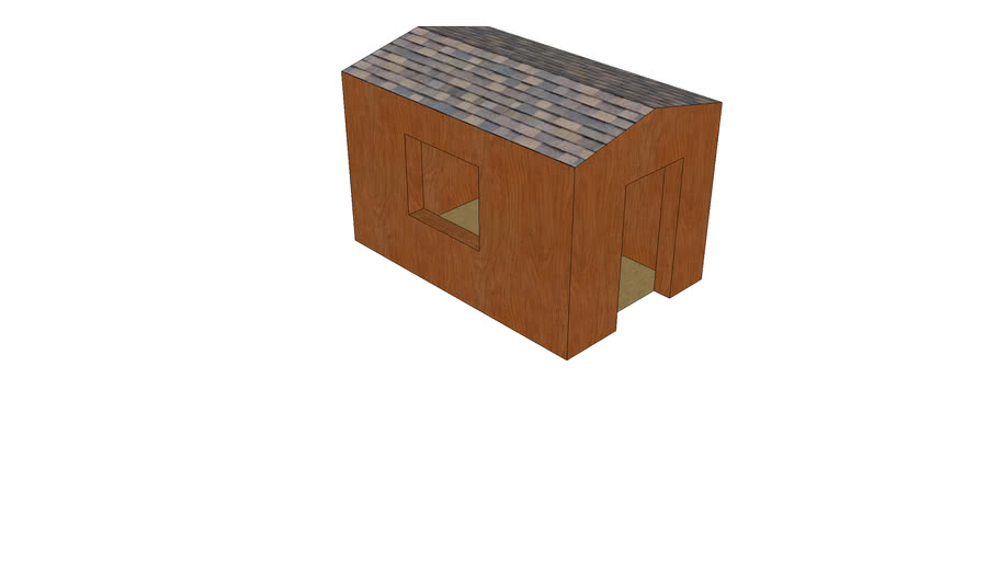 Simple Playhouse/Clubhouse