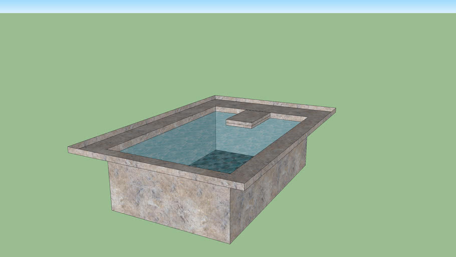 a pool (not good)