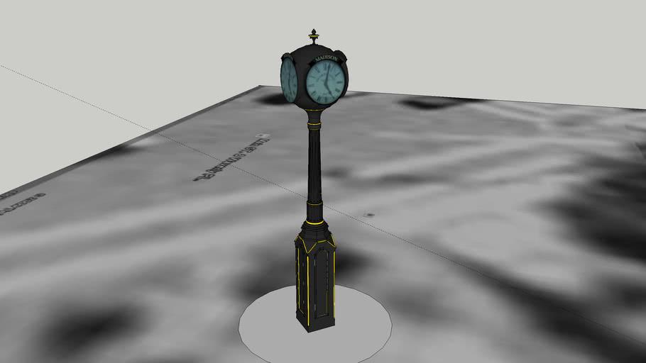 Millenium Clock