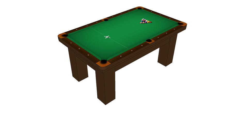 Mesa Snooker - Sinuca