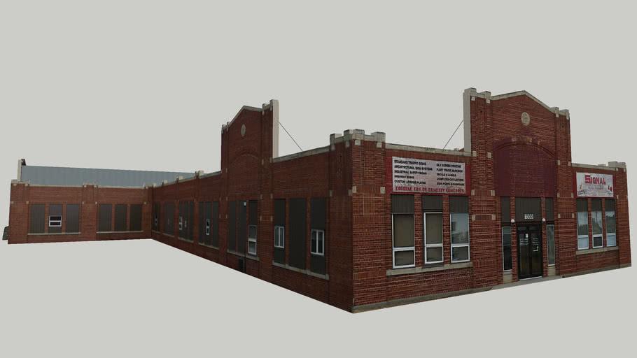 Phillips Co. Building