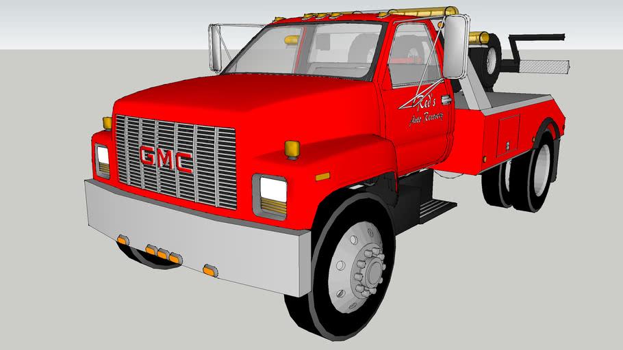 1999 Gmc TopKick Tow truck