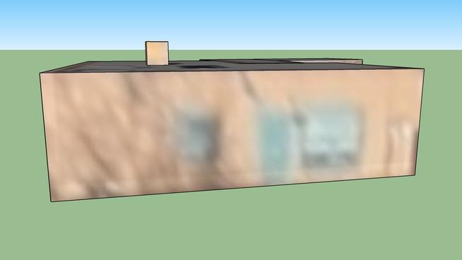 此建築物位於 美國新墨西哥州阿布奎基