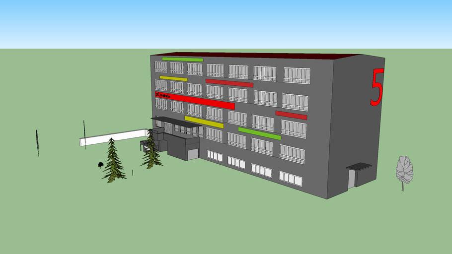 Základní škola - testovací model