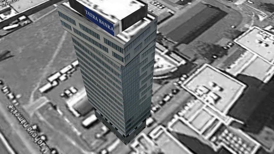 Tatracity tower