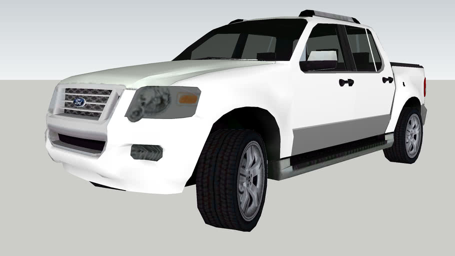Ford Explorer Sport Trac (not done)