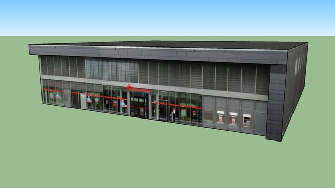Neue Sparkasse in Duisburg-Meiderich