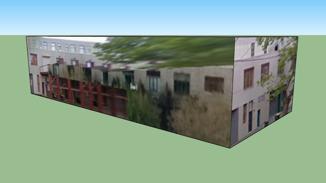 Building in Abbotsford VIC, Australia
