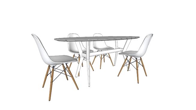 Стол+стул