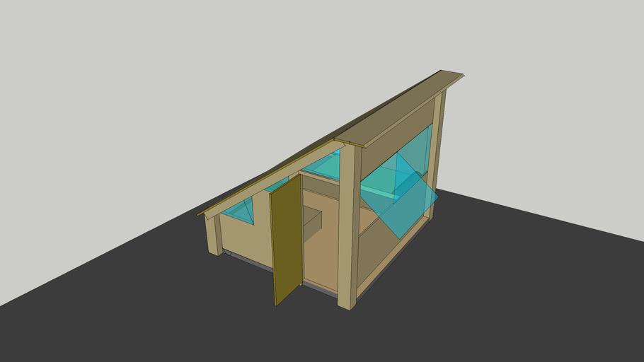 Shelter IMBIRI2