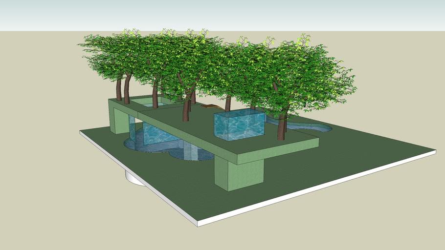 special swiming pool
