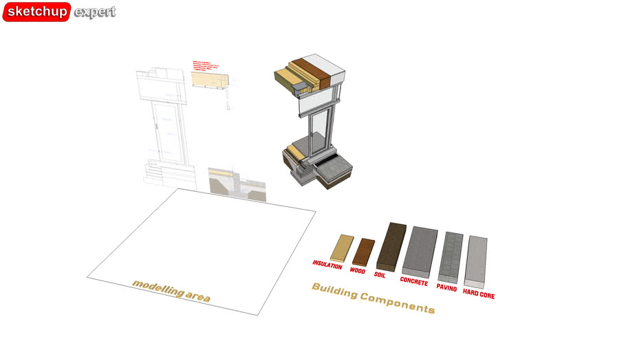 Construction Documents SketchUp Pro 2020_Details Companion File