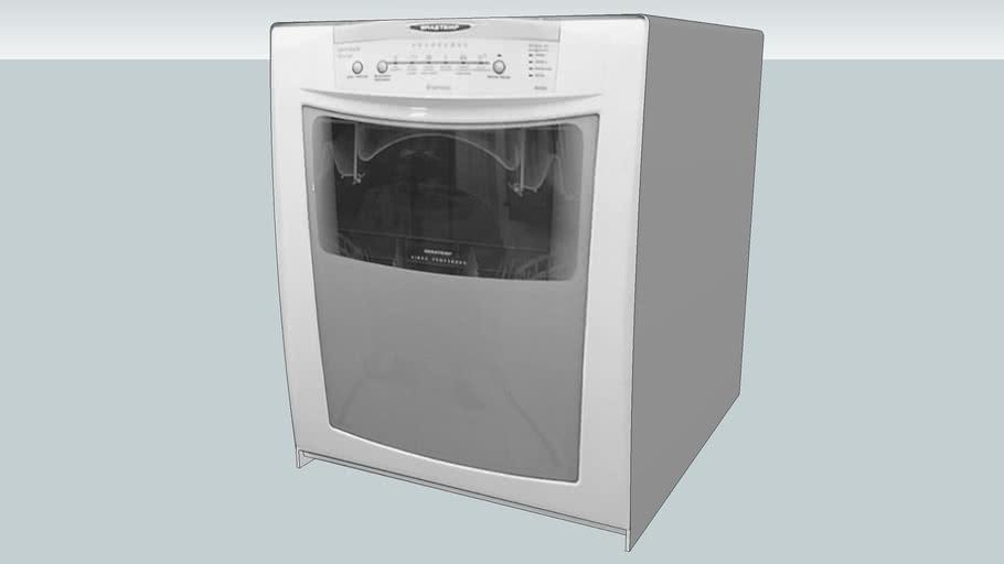 Lava-louças Brastemp Solution