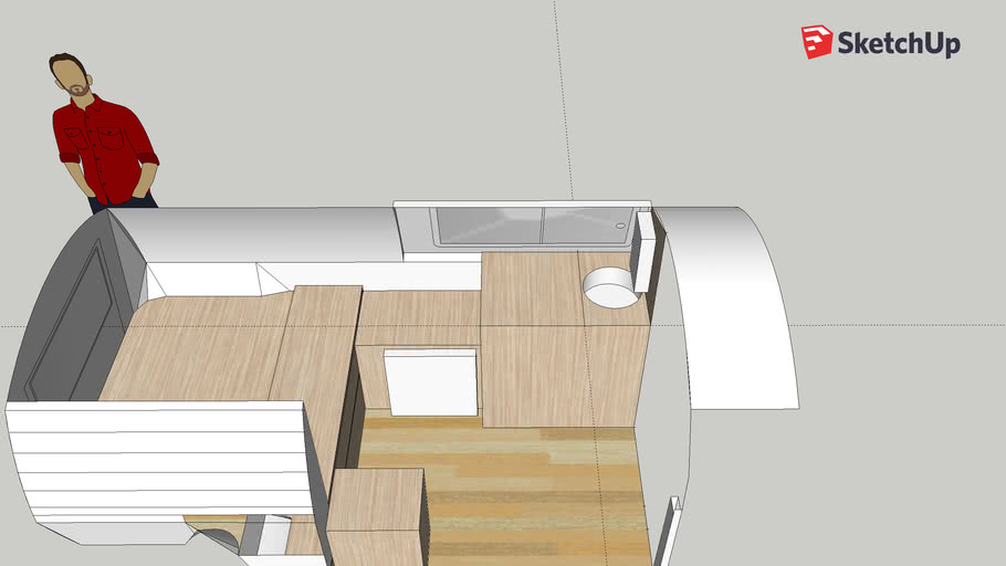 Interior T2 - Diseño