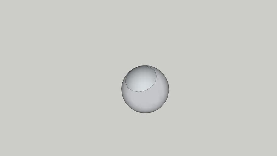 Urano 50 Floor Lamp Bianco Carrara