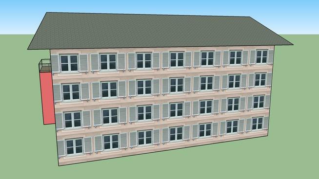stambena zgrada 1