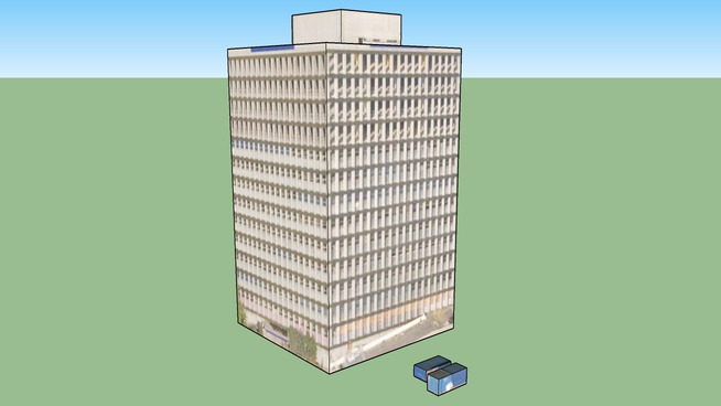 Building in Birmingham, West Midlands B5 6QN, UK