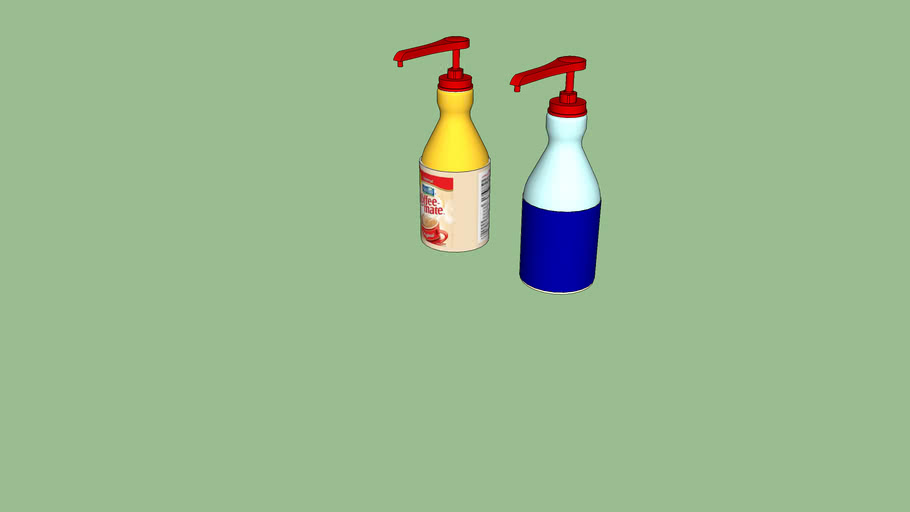 Coffeemate Creamer Dispenser