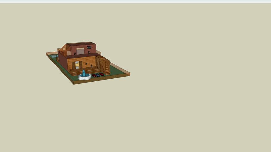 Abdullah's house