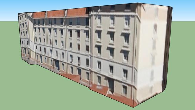 Строение по адресу 69100 Вийёрбан, Франция